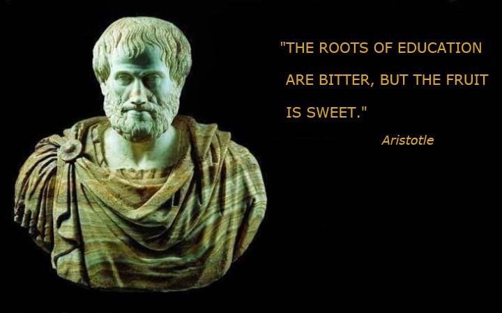 อริสโตเติล มหาบุรุษผู้ทรงอิทธิพลต่อความคิดของผู้คนมากที่สุดในประวัติศาสตร์