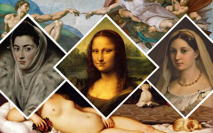 10 สุดยอดศิลปินเอก/จิตรกรเอกแห่งยุคเรอเนสซองส์กับ 10 ผลงานชิ้นเอก