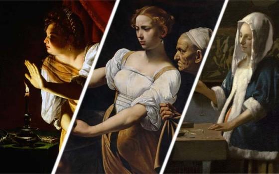 10 สุดยอดศิลปินเอก/จิตรกรเอกแห่งยุคบาโรกกับ 10 ผลงานชิ้นเอก