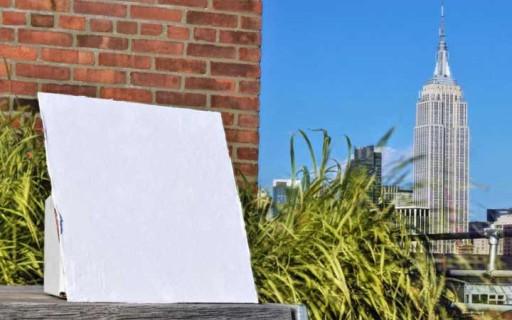 สารพอลิเมอร์เคลือบผิวใหม่ใช้ฟองอากาศเล็กจิ๋วระบายความร้อนของอาคารได้ดีเยี่ยม