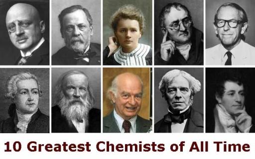 10 สุดยอดนักเคมีผู้ยิ่งใหญ่ของโลกกับผลงานเด่นและวาทะเด็ด