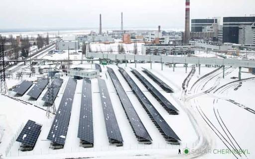 โรงไฟฟ้าเชอร์โนบิลฟื้นคืนชีพอีกครั้งหลังถูกปิดมานานแต่คราวนี้ใช้พลังแสงอาทิตย์