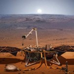 ยานสำรวจ InSight ของนาซาลงจอดบนดาวอังคารสำเร็จและส่งภาพแรกกลับโลกแล้ว