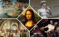 10 สุดยอดศิลปินเอก/จิตรกรเอกชาวอิตาลีกับ 10 ผลงานชิ้นเอก