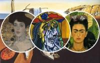 10 สุดยอดศิลปินเอก/จิตรกรเอกแห่งยุคศิลปะสมัยใหม่กับ 10 ผลงานชิ้นเอก