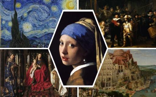 10 สุดยอดศิลปินเอก/จิตรกรเอกชาวดัตช์-เฟลมิชกับ 10 ผลงานชิ้นเอก