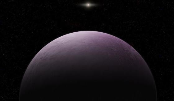 พบดาวเคราะห์แคระสีชมพูที่สุดขอบระบบสุริยะไกลกว่าดาวพลูโต 3 เท่าครึ่ง