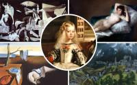 10 สุดยอดศิลปินเอก/จิตรกรเอกชาวสเปนกับ 10 ผลงานชิ้นเอก