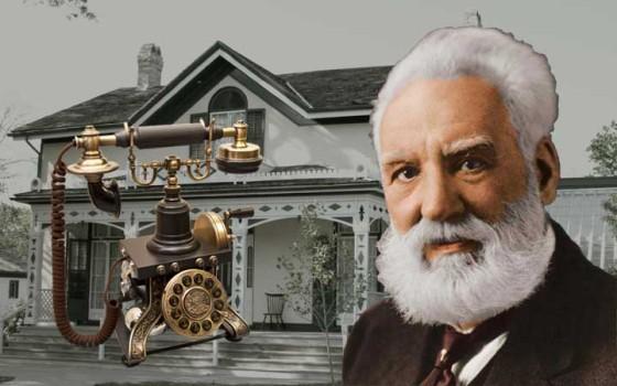 อเล็กซานเดอร์ เกรแฮม เบลล์ ยอดนักประดิษฐ์ผู้เปลี่ยนโลกการสื่อสารด้วยโทรศัพท์