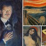 เอ็ดเวิร์ด มุงค์ สุดยอดศิลปินลัทธิแสดงพลังอารมณ์ผู้เขียนภาพสุดหลอนและเศร้าซึม