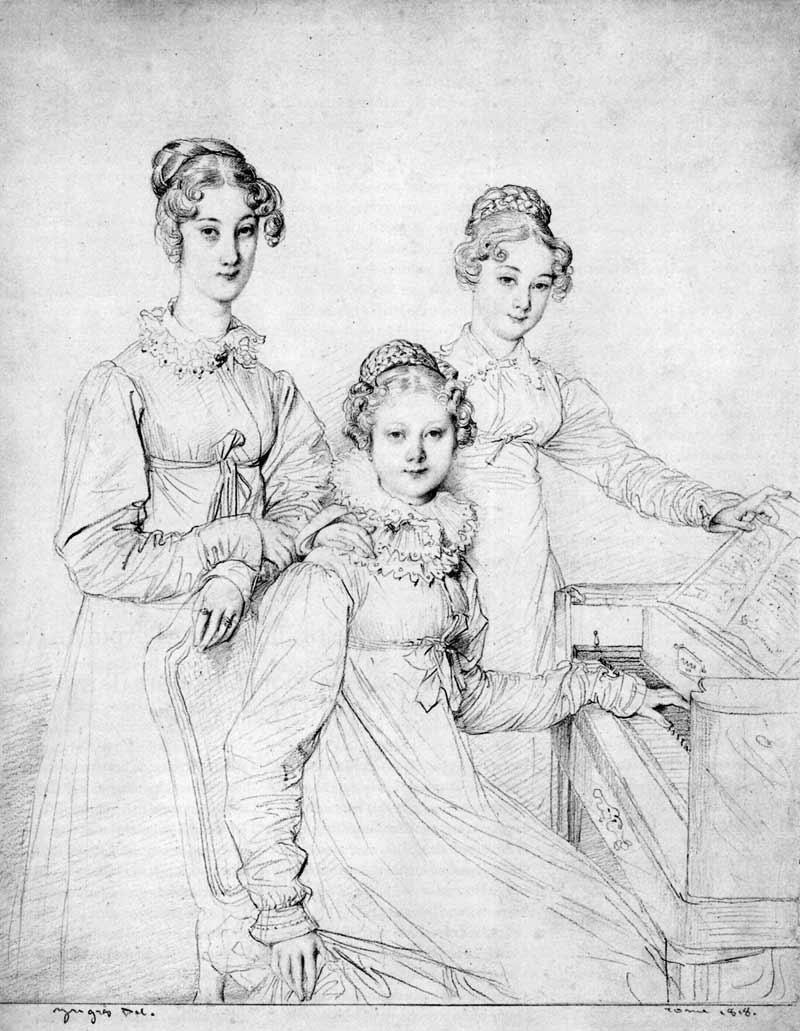 ingres-drawing-and-sketch-09