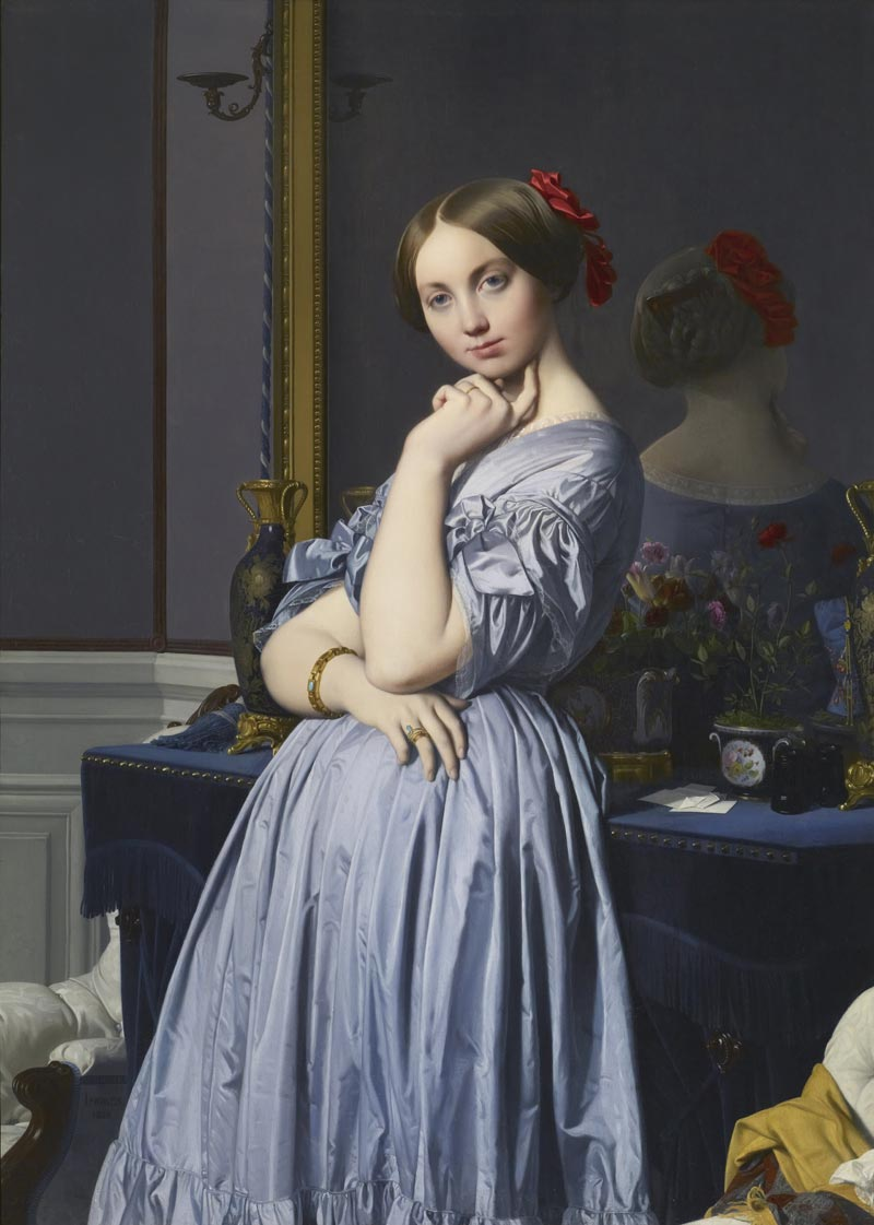 ingres-portraits-and-self-portraits-06