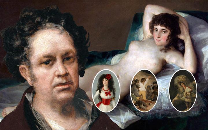 ฟรันซิสโก โกยา จิตรกรชั้นครูยุคเก่าผู้ริเริ่มศิลปะสมัยใหม่ได้ล้ำค่าในสไตล์ที่แตกต่าง