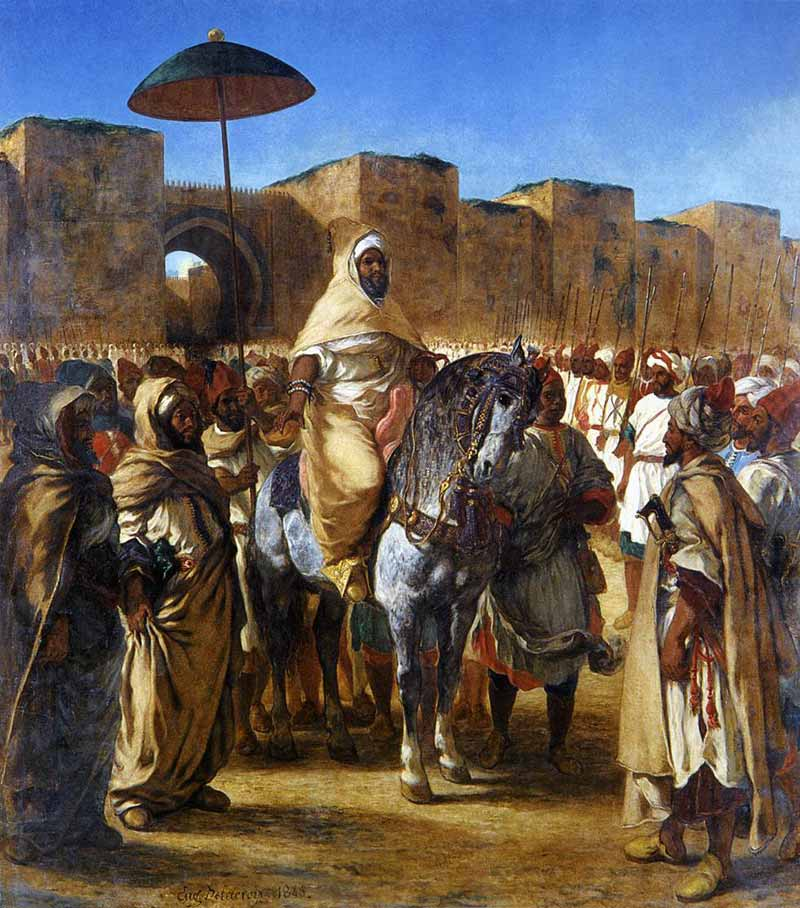 eugene-delacroix-arabs-influence-and-middle-period-04