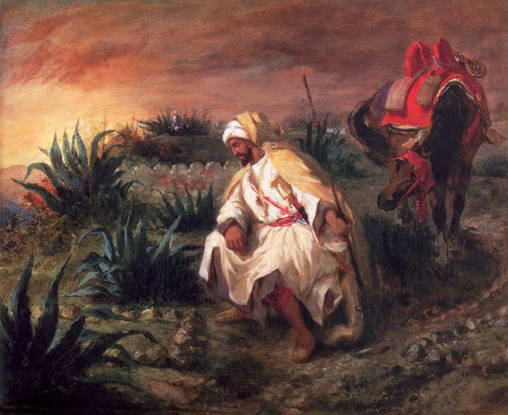 eugene-delacroix-arabs-influence-and-middle-period-18