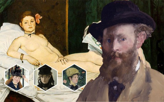 เอดัวร์ มาแน ศิลปินเจ้าของภาพเขียนชวนตะลึงผู้ริเริ่มนวัตกรรมศิลปะสมัยใหม่