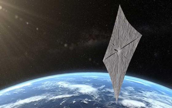 ดาวเทียมจิ๋ว LightSail 2 เปลี่ยนระดับวงโคจรรอบโลกด้วยเรือใบสุริยะได้สำเร็จ