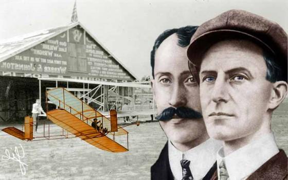 สองพี่น้องตระกูลไรต์ ผู้สานฝันพันปีติดปีกให้มนุษยชาติบินในอากาศได้สำเร็จ