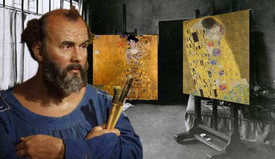 กุสตาฟ คลิมต์ ศิลปินผู้สร้างสรรค์ผลงานสุดวาบหวามอร่ามเรืองเมลืองมลัง