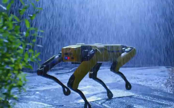 Spot หุ่นยนต์สุนัขรับใช้สุดเจ๋งจากค่าย Boston Dynamics วางขายจริงแล้ว