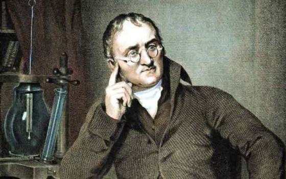 """จอห์น ดาลตัน นักเคมีไร้ปริญญาผู้ทุ่มเทกับงานจนเป็น """"บิดาแห่งทฤษฎีอะตอม"""""""