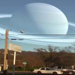 ชมวิดีโอที่จะทำให้คุณตะลึงกับภาพดาวเคราะห์เมื่อมันมาแทนที่ดวงจันทร์