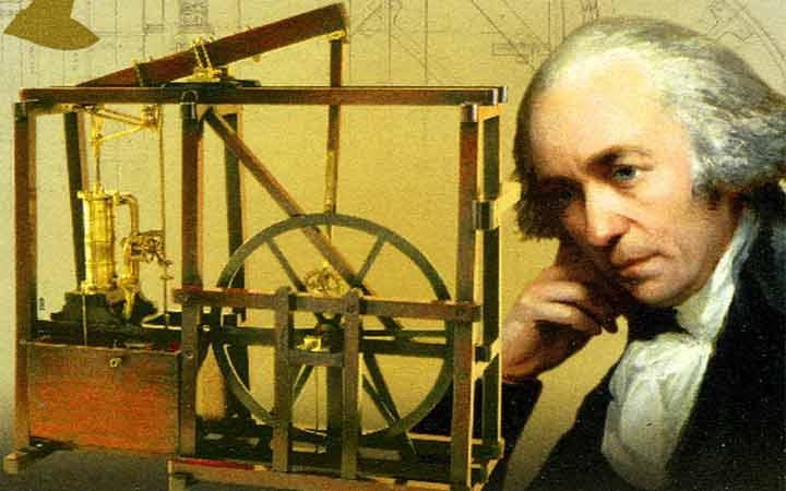 เจมส์ วัตต์ ผู้เปลี่ยนโลกสู่ยุคอุตสาหกรรมด้วยเครื่องจักรไอน้ำสมัยใหม่