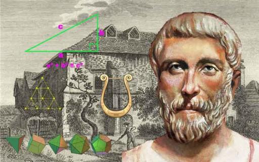 """พีทาโกรัส นักคณิตศาสตร์ทรงอิทธิพลยิ่งใหญ่ผู้ได้ชื่อว่า """"บิดาแห่งตัวเลข"""""""