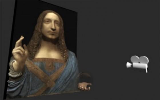 """นักวิทยาศาสตร์ไขปริศนาในภาพเขียนโคตรแพงของ """"เลโอนาร์โด ดาวินชี"""" ได้แล้ว"""
