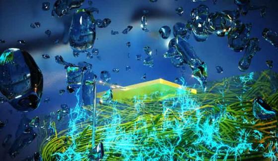 เทคโนโลยีใหม่! ผลิตไฟฟ้าจากความชื้นในอากาศโดยไม่ต้องใช้พลังงานใดๆเลย