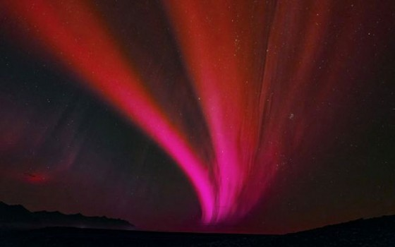 """ไขปริศนา """"เครื่องหมายสีแดง"""" เหนือท้องฟ้าญี่ปุ่นเมื่อ 1,400 ปีก่อนได้แล้ว"""