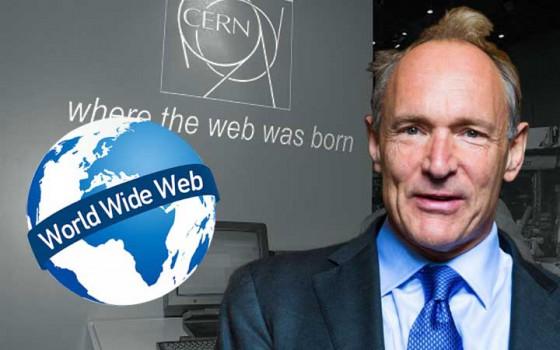 ทิม เบอร์เนอร์ส-ลี ผู้เปลี่ยนโลกการเผยแพร่ข้อมูลข่าวสารด้วย World Wide Web