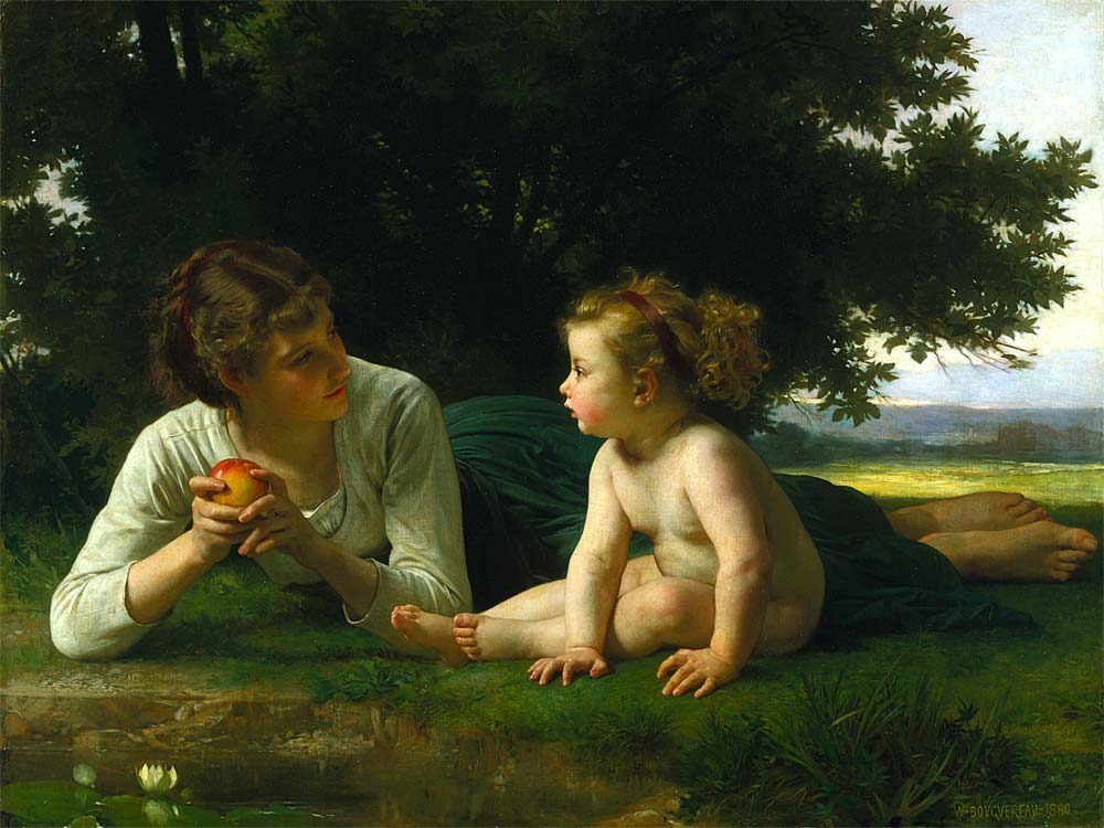 william-adolphe-bouguereau-genre-paintings-07