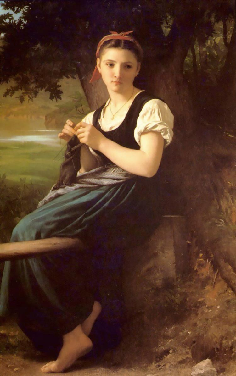 william-adolphe-bouguereau-portrait-14