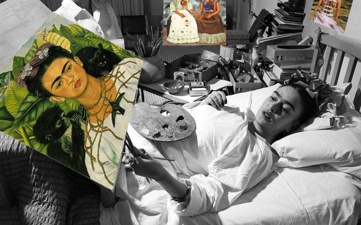 ฟรีดา คาห์โล ศิลปินหญิงใจแกร่งแม้อาภัพผู้เขียนภาพสุดงามสะท้อนความเจ็บช้ำ