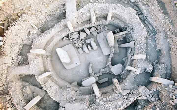 หลักฐานจากโบสถ์เก่าแก่ชี้ว่ามนุษย์ยุคหินมีความรู้ด้านเรขาคณิตดีกว่าที่คิด