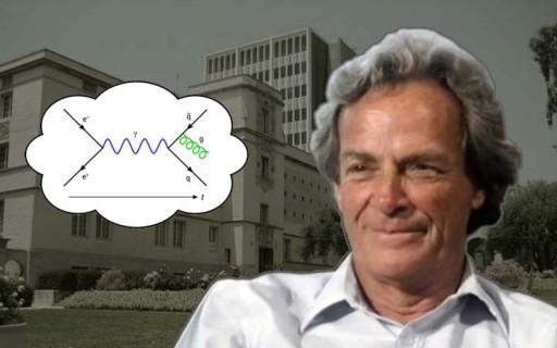 """ริชาร์ด ไฟน์แมน นักฟิสิกส์อัจฉริยะอารมณ์ดี """"บิดาแห่งนาโนเทคโนโลยี"""""""