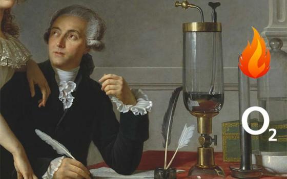 """อ็องตวน ลาวัวซีเย นักเคมีผู้ไขปริศนาการเผาไหม้ """"บิดาแห่งวิชาเคมีสมัยใหม่"""""""