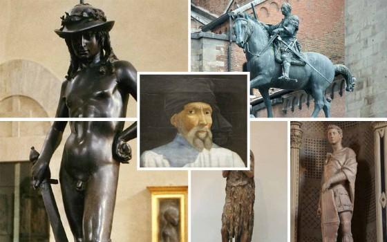 โดนาเตลโล ประติมากรคนสำคัญผู้พลิกโฉมเปลี่ยนสไตล์ศิลปะยุคเรอเนสซองส์