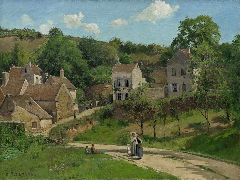 camille-pissarro-early-works-01