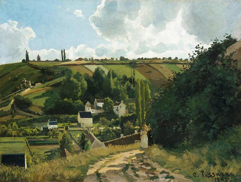 camille-pissarro-early-works-07