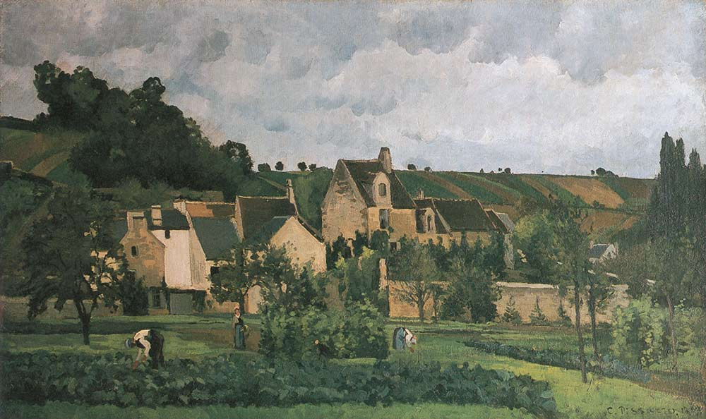 camille-pissarro-early-works-09