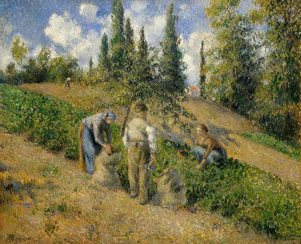 camille-pissarro-impressionism-period-15