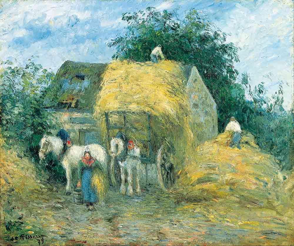 camille-pissarro-impressionism-period-17