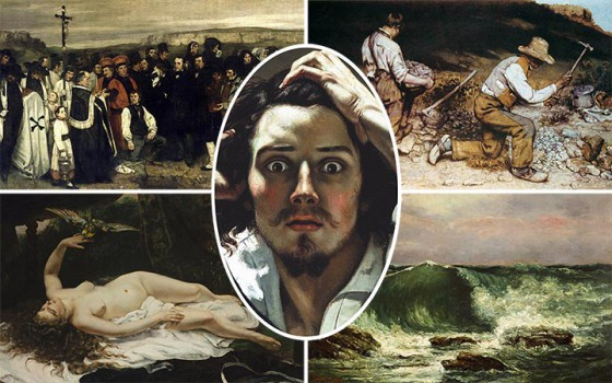 กุสตาฟว์ กูร์แบ ศิลปินยิ่งใหญ่ใจทะนงหัวขบวนของศิลปะสัจนิยมผู้รักเสรีภาพ