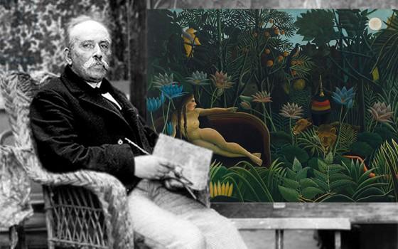 อ็องรี รูโซ จิตรกรไร้ครูผู้สร้างศิลปะไร้เดียงสาที่โดดเด่นเหนือจินตนาการ