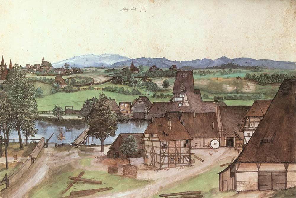albrecht-durer-watercolor-paintings-07