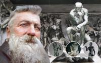 """โอกุสต์ รอแด็ง ศิลปินต้นแบบประติมากรรมสมัยใหม่ผู้สร้าง """"The Thinker"""""""