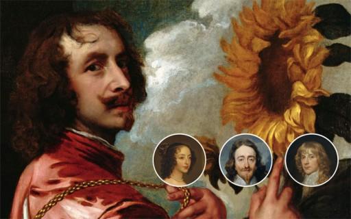 แอนโทนี แวน ไดก์ จิตรกรราชสำนักอังกฤษผู้โดดเด่นสุดยอดฝีมือภาพเขียนบุคคล