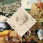 ปีเตอร์ เบรอเคิล ต้นตระกูลจิตรกรดังผู้เขียนภาพวิถีชีวิตชาวชนบทได้โดดเด่นยิ่ง